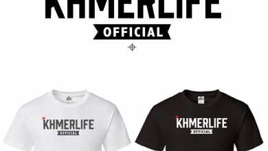 Photo of KhmerLife Tees are on their way!