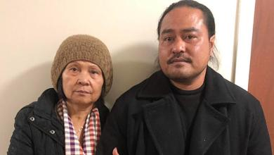 Photo of As ICE cracks down on Cambodian communities, a mother says goodbye to her son
