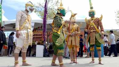 Photo of Eat, drink and classical dance at the 11th Annual Cambodia Town Culture Festival