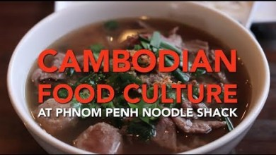Photo of Cambodian Food Culture at Phnom Penh Noodle Shack
