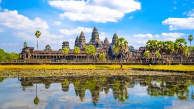 Photo of The temples at Angkor Wat: Cambodia's jewel