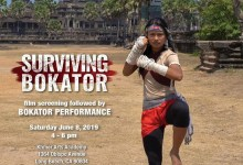 "Photo of Khmer Arts Academy and United Cambodian Community special screening of ""Surviving Bokator"""