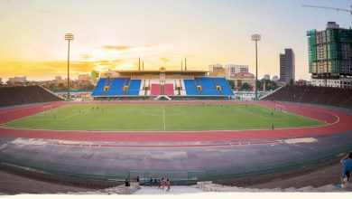 Photo of Cambodia's Phnom Penh Olympic Stadium to be renovated to meet FIFA standards