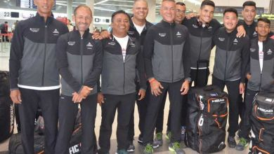 Photo of Tennis Cambodia heads to Jordan for Davis Cup