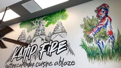Photo of Seeking Authentic Cambodian Food? West End's Kamp Fire Has Your Fix