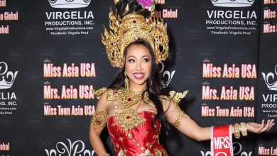 Photo of Niza Oun-Nguyen Makes History Being Named the First Ever Cambodian Mrs. Asia USA