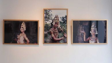Photo of Exhibition in honor of late princess Norodom Buppha Devi