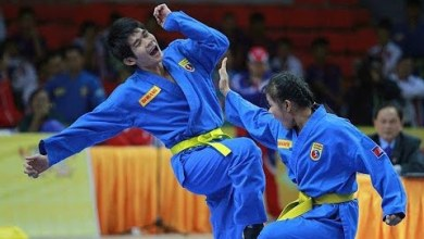 Photo of Cambodia placed 2nd in vovinam world championships