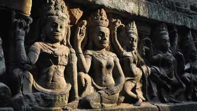 Photo of Int'l cooperation vital to preservation of Cambodia's famed Angkor