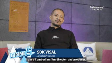 Photo of Cambodian film-maker, Sok Visal, Interview by Gimme 5 at ASEAN Cinema Week!