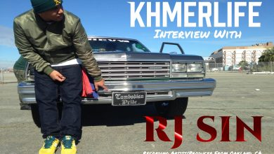Photo of KhmerLife Exclusive: Interview with RJ Sin