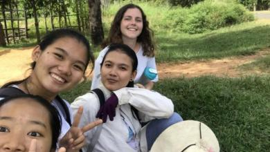 Photo of Cambodia to London: Weybridge woman's volunteering odyssey