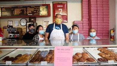 Photo of Gilroy doughnut shop family loses daughter, but her organs save her father, two others