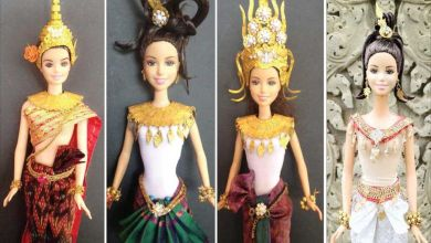 Photo of Apsara dolls are a thing
