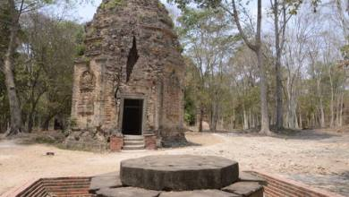 Photo of Before Angkor there was the Chenla Empire