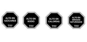 Nutrition labeling in chile