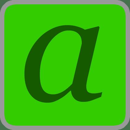 green keywords alpha