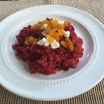 Let's Get Freekeh…Red Beet Freekeh Risotto & A Giveaway!