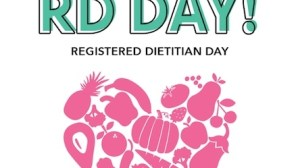 Happy Registered Dietitian Nutritionist Day 2017!