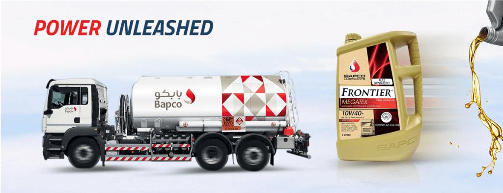 Bapco Quality Oil, Bapco Diesel Oil