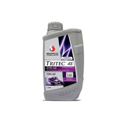 Bapco, Bapco Motorcycle Oil