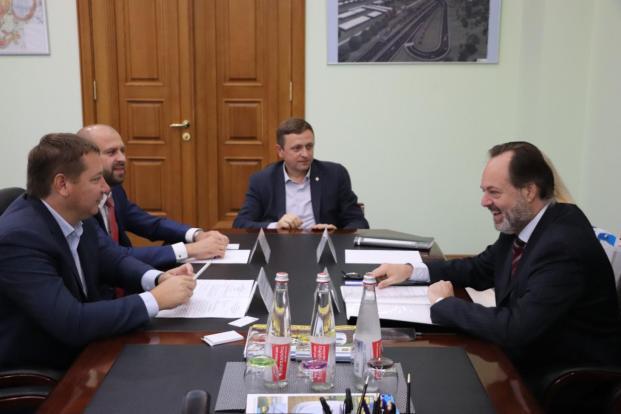 Андрій Гордєєв зустрівся з послом Хорватії в Україні