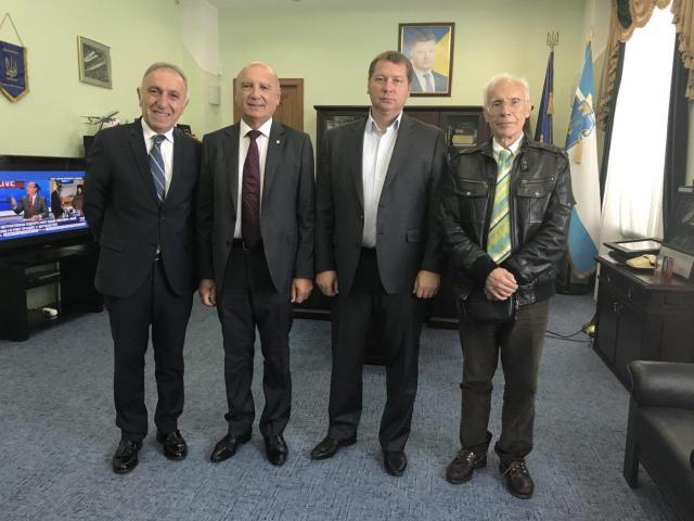 Андрій Гордєєв провів робочу зустріч з турецькими інвесторами