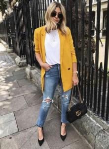 Wardrobe Essentials Every Woman Needs - Khood Fashion Blazer 1
