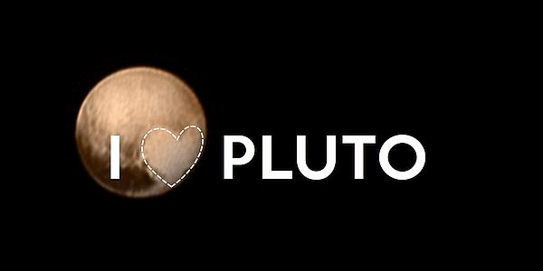 Pluto gerçek