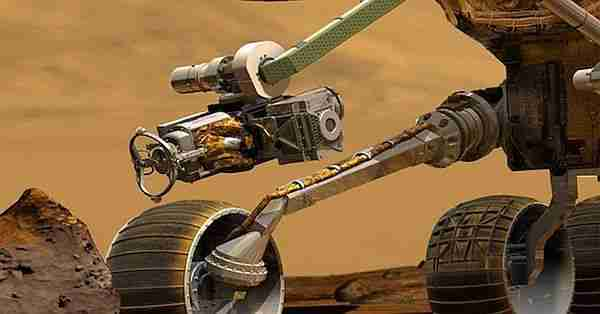 Honeybee Robotics Rover