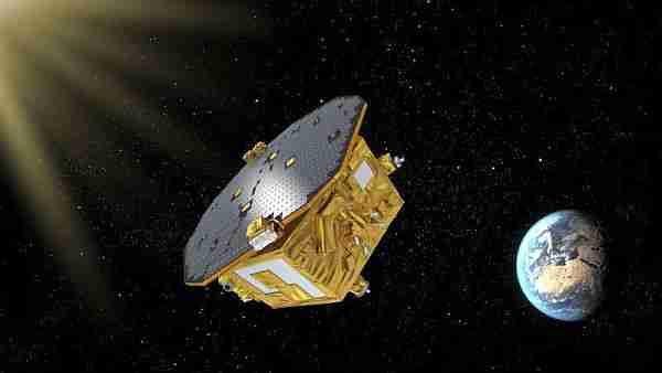 LISA Kütleçekim Dalgalarını Uzayda Arayacak