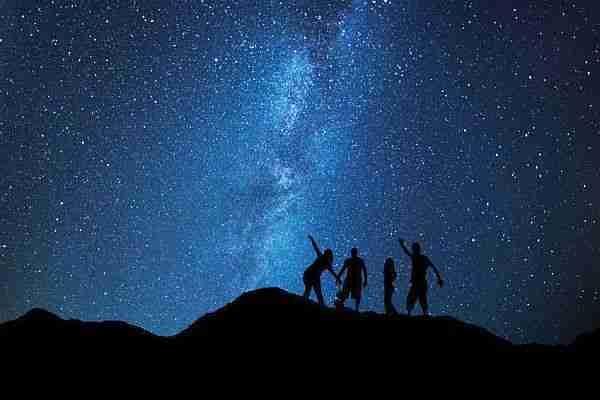 teleskoptan bakınca biz resim ile ilgili görsel sonucu