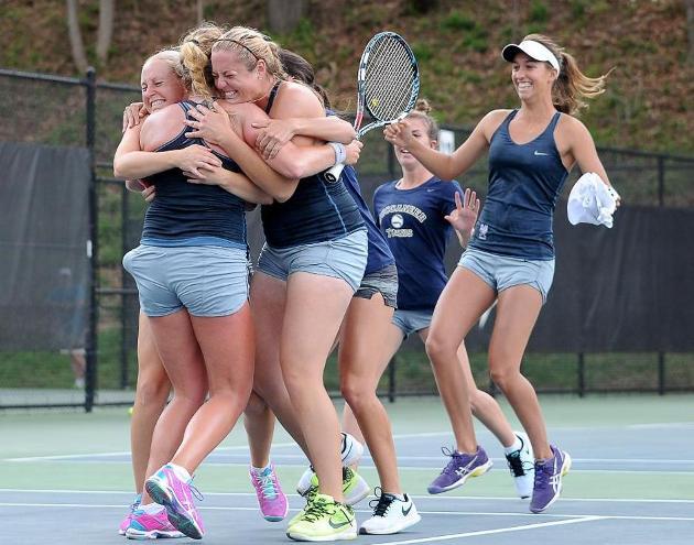 NCAA BOUND: Congratulations to CSU Women's Tennis