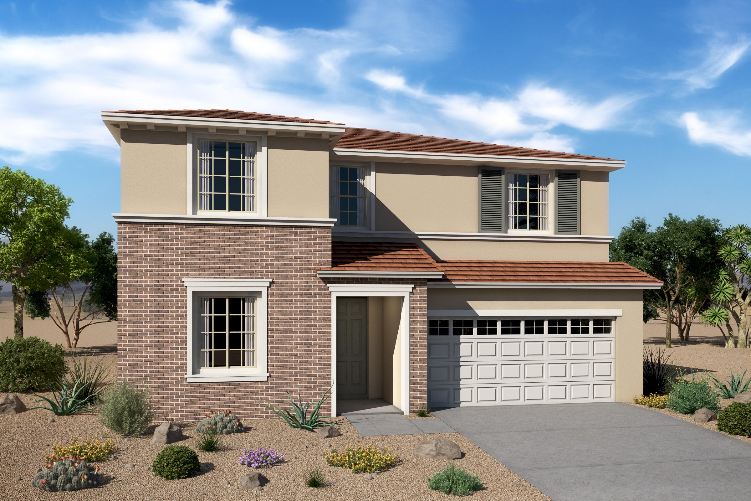 Affinity At Verrado New Homes In Buckeye AZ