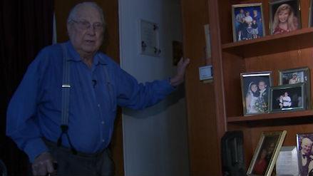 Jerry Agre is a Korean War veteran