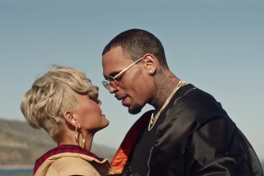 """Agnez Mo And Chris Brown Release Intimate Video For """"Overdose"""""""