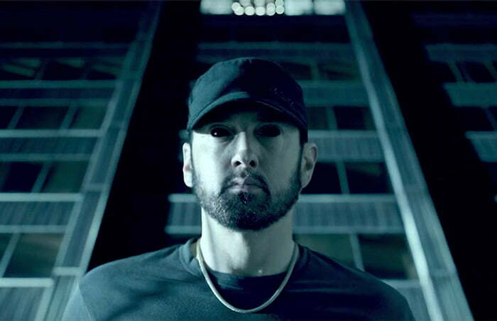 "WATCH: Eminem- ""Fall"" Music Video"