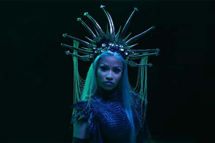 WATCH: NICKI MINAJ – 'HARD WHITE'