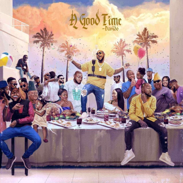 Davido releases new album: A Good Time
