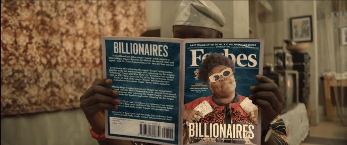 "Watch Teni ""Billionaire"" Music Video"