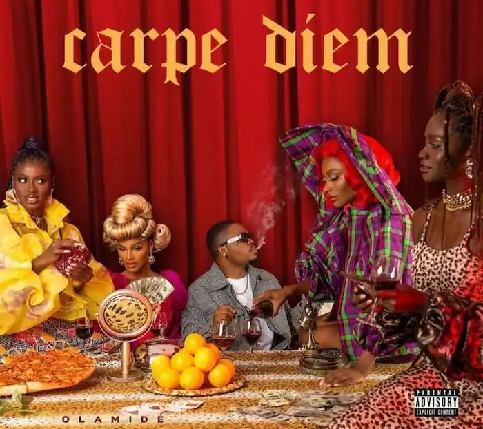 "STREAM: Olamide Releases New Album ""Carpe Diem"""