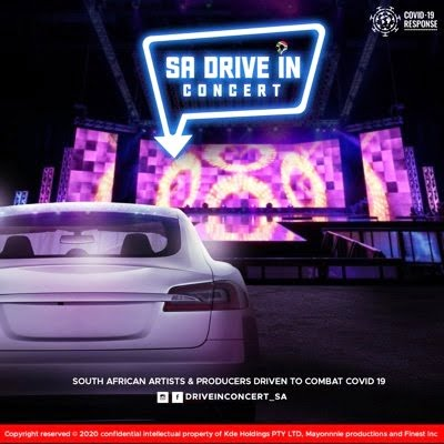"SA Hosts First Ever ""Drive In Concert"""