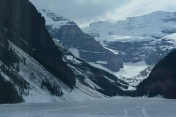 Lake Louise early evening