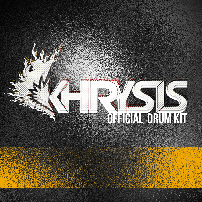 Official-Khrysis-Drum-Kit