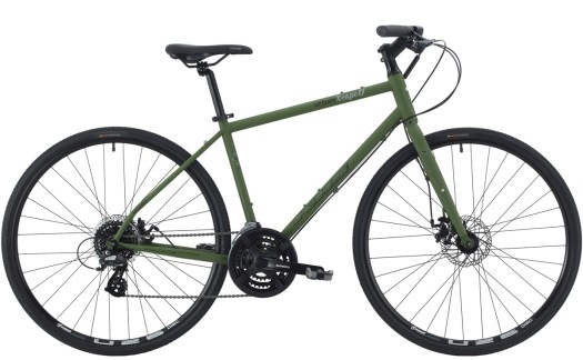 2020 KHS Urban Xcape Disc bicycle