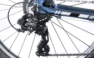 2020 KHS Syntaur rear derailleur