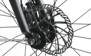 2020 KHS Urban-X disc brake