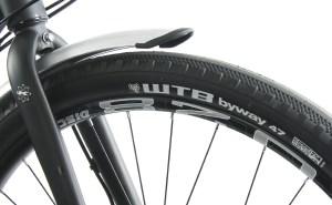2020 KHS Urban-X front tire