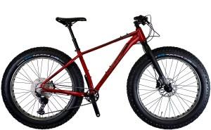 2021 KHS Bicycles 4-Season 1000 in Metallic Red