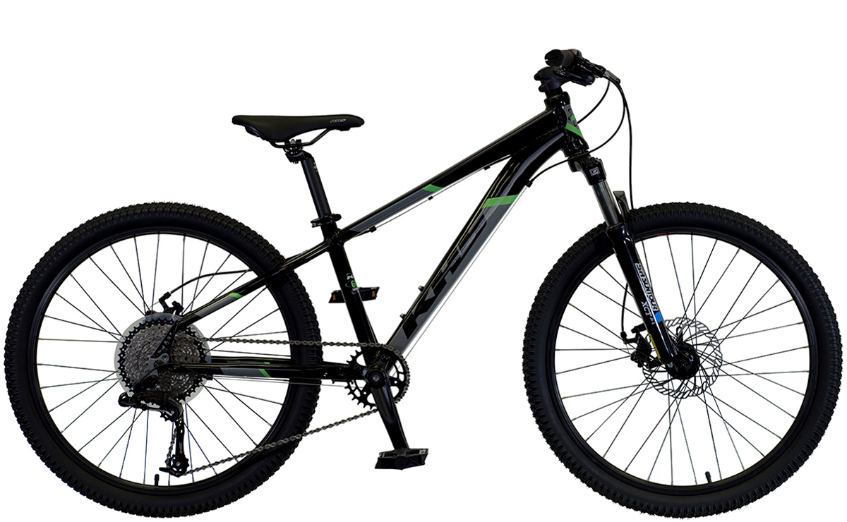 2021 KHS Bicycles Alite 24 in Black